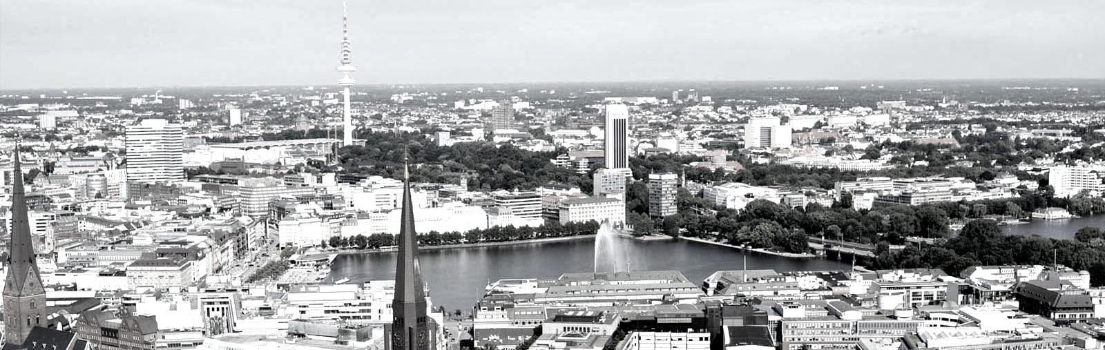 Hamburg Downton Office.
