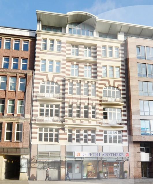Provisionsfreie  Büros in Hamburg Innenstadt mieten